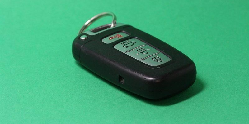 tipos de llaves de coche