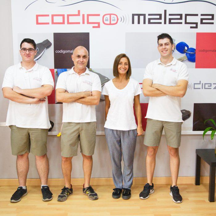 CODIGO MALAGA 2018
